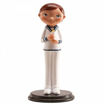 Figurine communiante Charles 13 cm