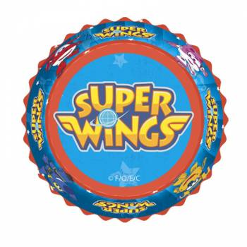 50 caissettes cupcakes Super Wings