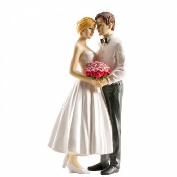 Figurine Mariés Complice16 cm