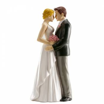 Figurine Mariés Lovers 16 cm