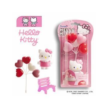 Kit décors Hello Kitty
