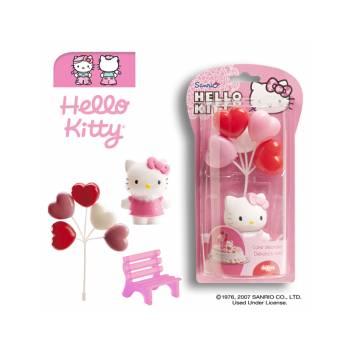 Kit décors Hello Kitty