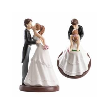 Figurine Marié Bisou 16 cm