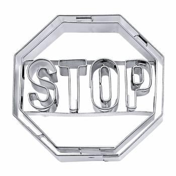 Emporte pièce panneau STOP