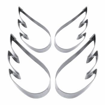 Kit 4 emporte pièce ailes d'ange