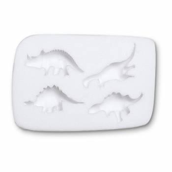 Moule à modelage Dinosaures