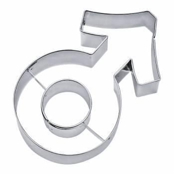 Emporte pièce signe masculin