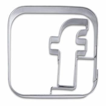 Emporte pièce Appli facebook