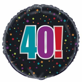 Ballon 40 ans