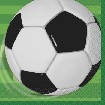 16 Serviette football club