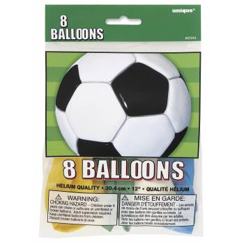 8 ballons Football club