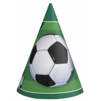 8 chapeaux de fête Football club