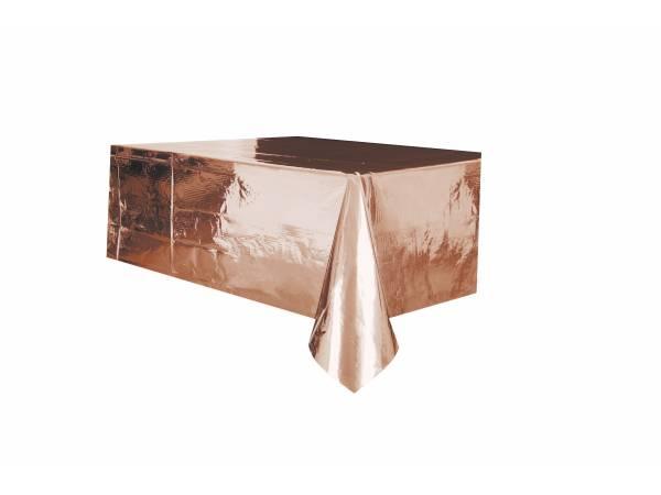nappe en plastique jetable rose gold. Black Bedroom Furniture Sets. Home Design Ideas