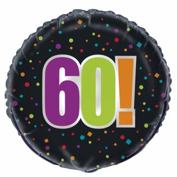 Ballon 60 ans