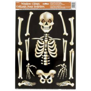 Autocollants squelette