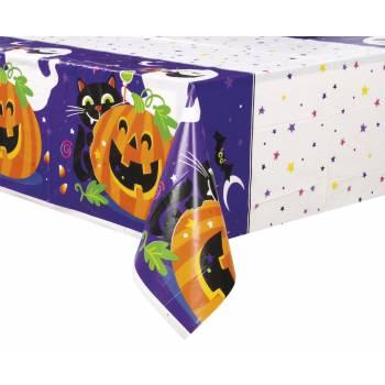 Nappe Petits monstres Halloween
