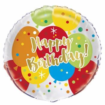 Ballon hélium Ballon confettis