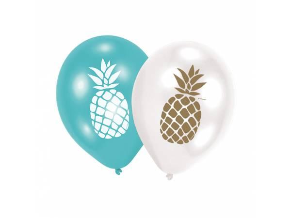ballons ananas