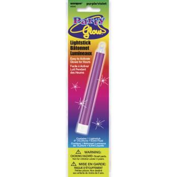 Bâton phosphorescent fluo violet