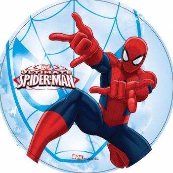 Disque azyme Spiderman 2