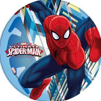 Disque azyme Spiderman 4