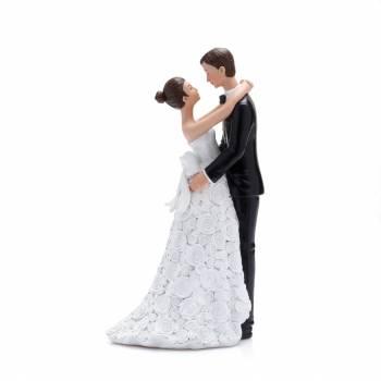 Figurine mariés complicité