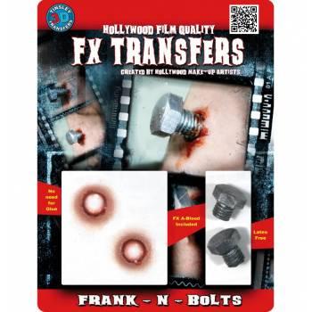 Kit transfert 3D boulons