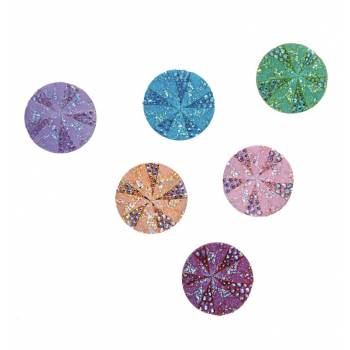 12 Confettis pailletés Bohême