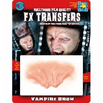 Transfert 3D front de vampire MM