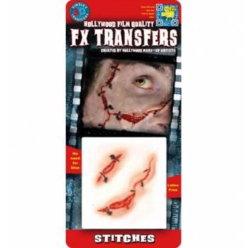 Transfert 3D points de sutures PM