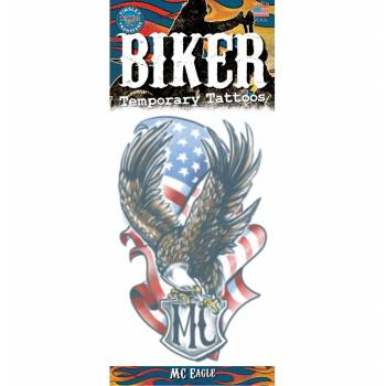 Tattoos Biker aigle USA