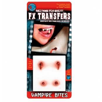 Transfert 3D morsures de vampire PM
