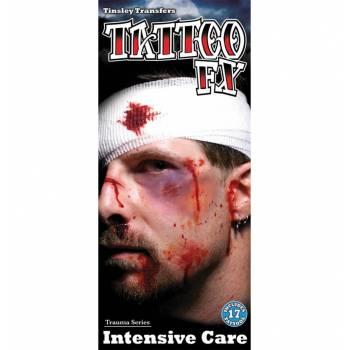 Planche Tattoo soins intensif