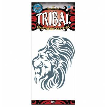 Tattoos tribal lion