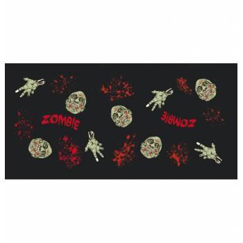 Chemin de table Zombies
