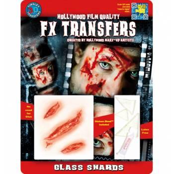 Kit transfert 3D tessons verre