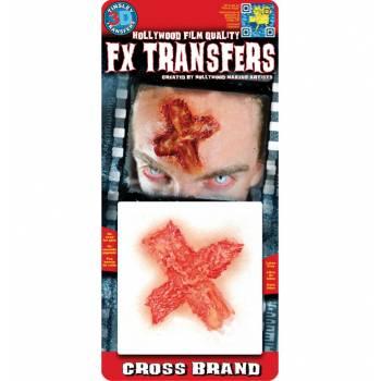 Transfert 3D plaie en croix PM