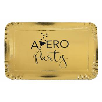 5 Plateaux or Apero Party