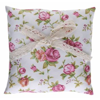 Coussin alliances Shabby