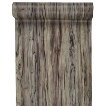 Chemin de table impression bois