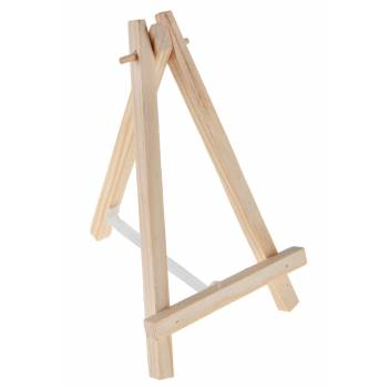 Chevalet de table en bois