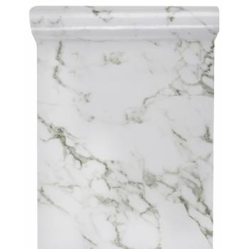 Chemin de table impression marbre