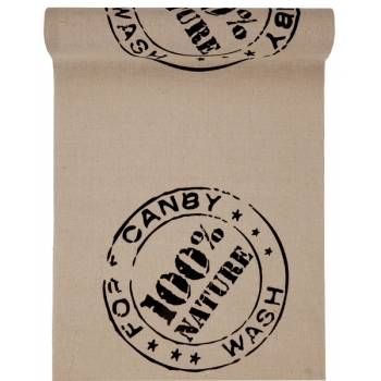 Chemin de table coton 100% naturel
