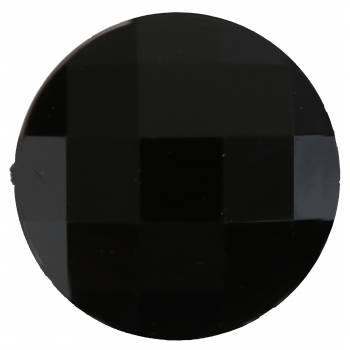 6 Diamants rond noir
