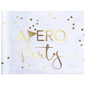 Chemin de table Apero Party