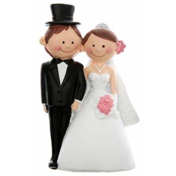 Figurine mariage Mr et Mme