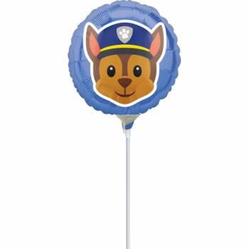 Mini Ballon Pat Patrouille emoji gonflé