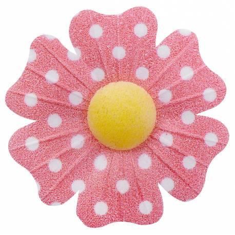 10 Fleurs en azyme (papier alimentaire) à poisrouge Ces fleurs sont idéales pour décorer vos gâteaux, cupcakes et glace Si vous désirez...