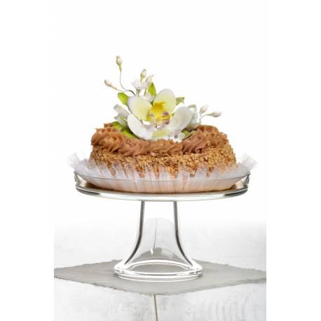 Bouquet d'orchidée pour wedding cake.  Dimensions: 19 cm