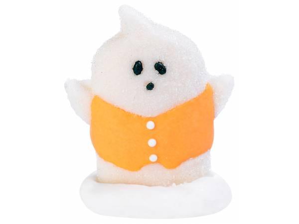 Deco de gâteaux halloween- Fantômes et oeil Halloween gélifiées